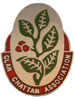 Clan Association Pin badge