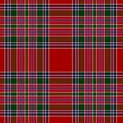 Clan MacBean Tartan