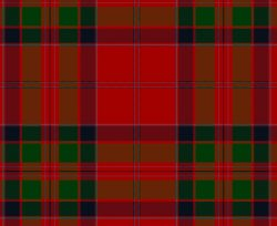 Clan MacGillivray Tartan