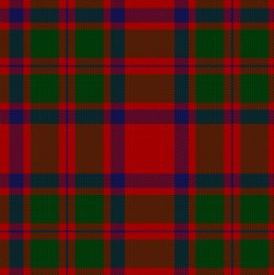 Clan Mackintosh Tartan