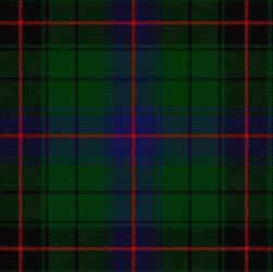 Clan Davidson Tartan