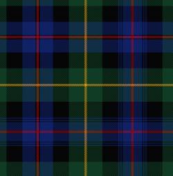 Clan Farquharson Tartan