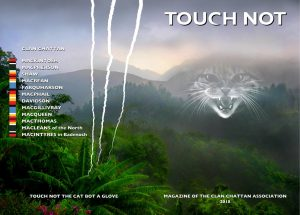 Touch Not 2018