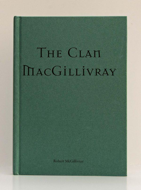 Clan MacGillivray Book
